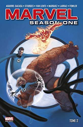 Marvel Season One Tome 2