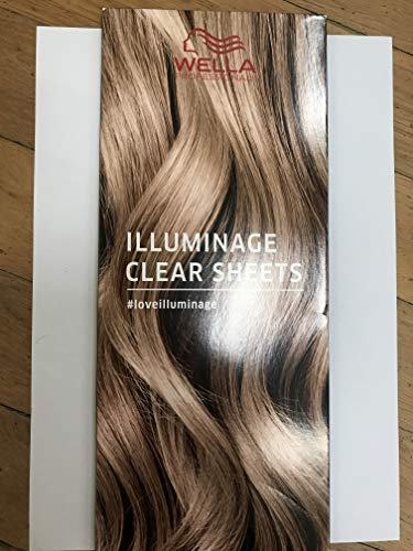 Wella Illuminage Clear Sheets 100 Stück