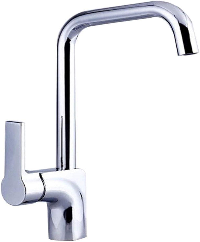 Exquisite Copper Faucet Kitchen Bathroom Sink Faucet Shower Faucet Bathroom Faucet Sink hot and Cold Water Mixer