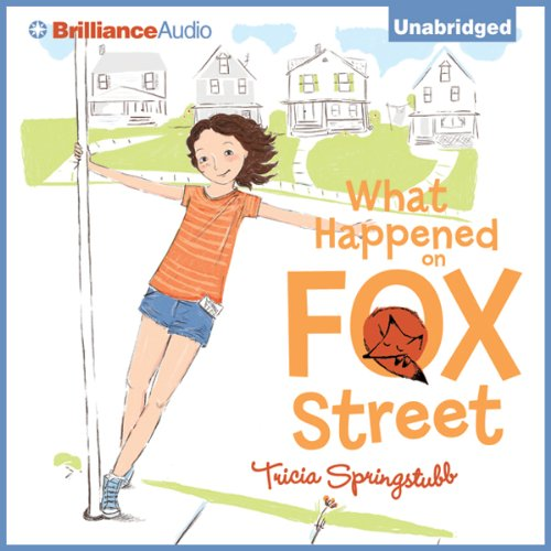 What Happened on Fox Street audiobook cover art