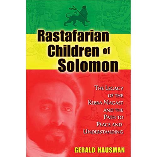Rastafarian Children of Solomon audiobook cover art