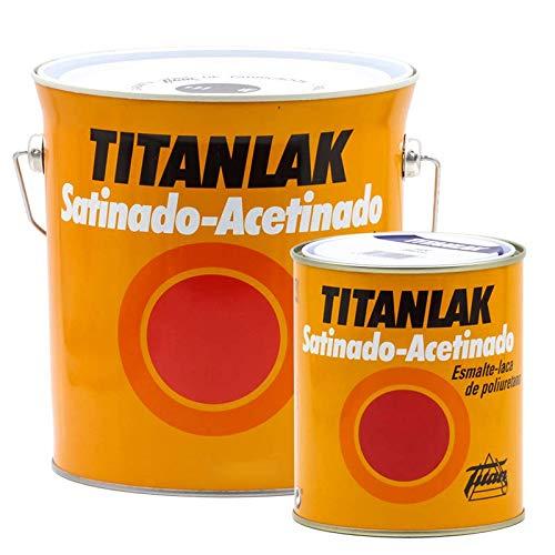 Titanlak M30659 - Esmalte satinado 125 ml titanlak blanco