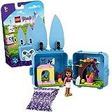 LEGO Friends Il Cubo del Coniglietto di Andrea, Serie 4 Mini Set da Viaggio da Collezione o da Esporre nella Cameretta, 41666