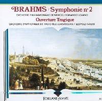 Symphonie n°2 / Ouverture tragique