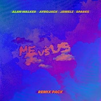 Me vs. Us (Remixes)