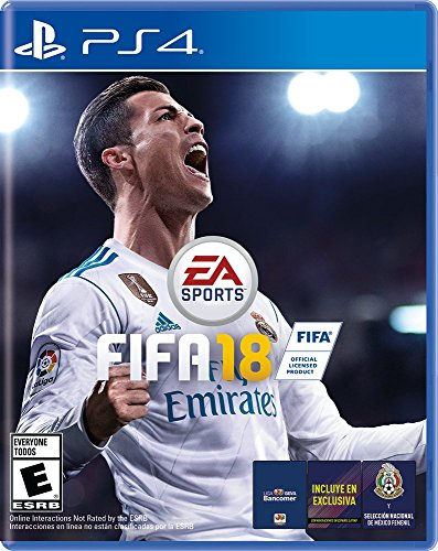 FIFA 18 – PlayStation 4 – Standard Edition