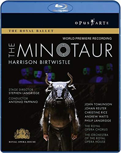 Harrison Birtwistle - The Minotaur [Blu-ray] [Reino Unido]