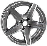 Momo WHEA60535498L - Cerchi in lega per auto, 6 x 15 ET35 8 x 98