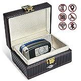 MONOJOY Keyless Go Schutz Box für Autoschlüssel Abschirmung Auto Blocker Autoschlüsselbox Schlüsselgarage Schutzhülle für Auto und Motorrad NFC, RFID Entry Safe Case für Auto...