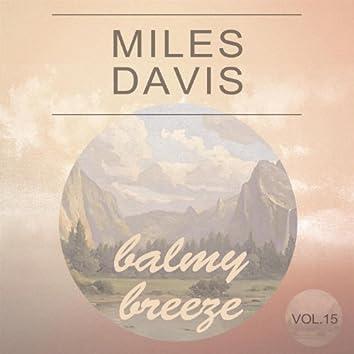 Balmy Breeze, Vol. 15