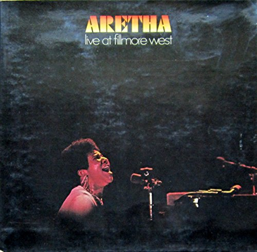 Aretha live at Fillmore West (1971) / Vinyl record [Vinyl-LP]
