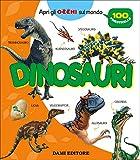 Dinosauri. 100 finestrelle...