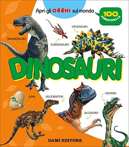 Dinosauri. 100 finestrelle