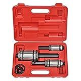 LARS360 3 pièces Outil expandeur élargisseur de tuyau de pot d'echappement set...