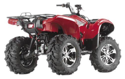 ITP 26x9R-14 TerraCross RT, Machined SS112, Tire/Wheel Kit 42472