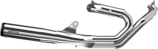 2019-2020 Genuine Indian Scout Stage 1 2-Into-1 Full Exhaust Chrome 2884111-156