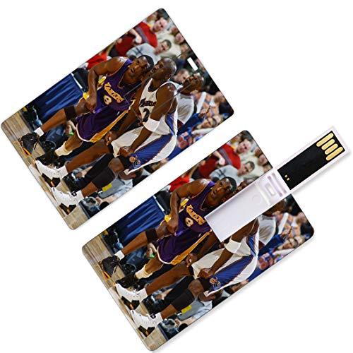 USB Flash Thumb Drives Giocatore di pallacanestro nazionale Forma di carta di credito Playoff dell'Associazione Finali Allstar Super Star Lancio della linea a tre punti A Baseball Pass U Memoria su di
