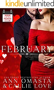 Man of the Month Club: FEBRUARY: A Hot Shot of Romance Quickie featuring an opposites attract romance
