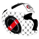 Fairtex Headguard Headgear Helmet Boxing Head Guard Muay Thai Kick Boxing K-1...