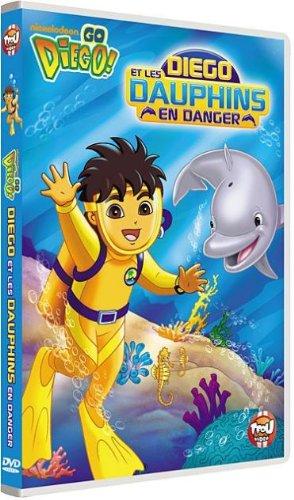 Go Diego! - Diego et les dauphins en danger [Francia] [DVD]