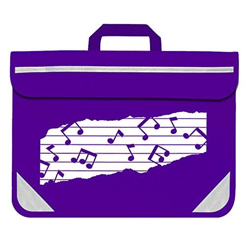 Mapac Purple Duo Music Bag