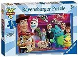 Ravensburger-8796 Ravensburger Disney Pixar Toy Story 4, 35 Piezas Rompecabezas, Multicolor (08796)...