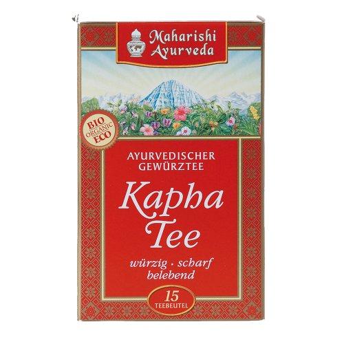 MAHARISHI AYUR-VEDA Bio Kapha Tee (6 x 15 Btl)