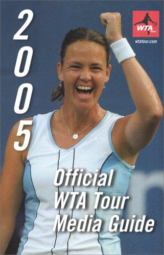 Official Wta Tour Media Guide 2005