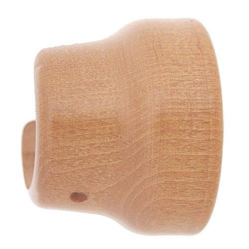 Riel Chyc 5430566Halterung seitlichen Holz glatt 28x 42mm Kiefer