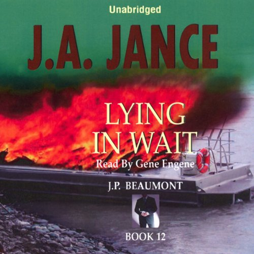 Lying in Wait cover art