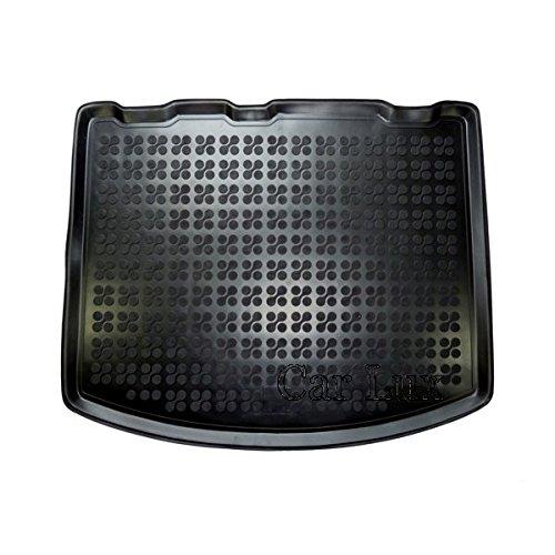 Car Lux AR02806 - Alfombra Cubeta Protector Cubre Maletero de Goma y Enrollable Premium para Kuga Desde 2013-