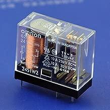 g5la-14/5/VDC electronics-salon 20pcs Omron SPDT 10/A Alimentaci/ón Del Rel/é PCB Mount.