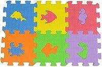 動物のパターンの泡のパディングが付いている36のEVAの泡の床のセット