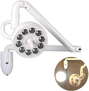 360 ° Rotación 30W Colgar En La Pared Lámpara Led Quirúrgico Examen Médico Sin Sombras Luz Fría Dental Cirugía Lámpara De ...