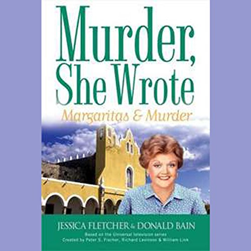 Margaritas and Murder audiobook cover art