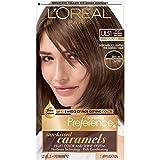 L'Oréal Paris Superior Preference Fade-Defying + Shine Permanent Hair Color, UL51 Hi-Lift Natural Brown, 1 kit Hair Dye