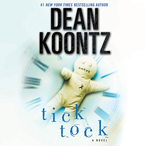 Ticktock audiobook cover art
