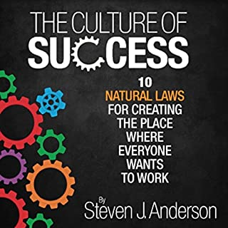 The Culture of Success audiobook cover art