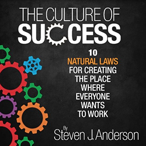 The Culture of Success cover art