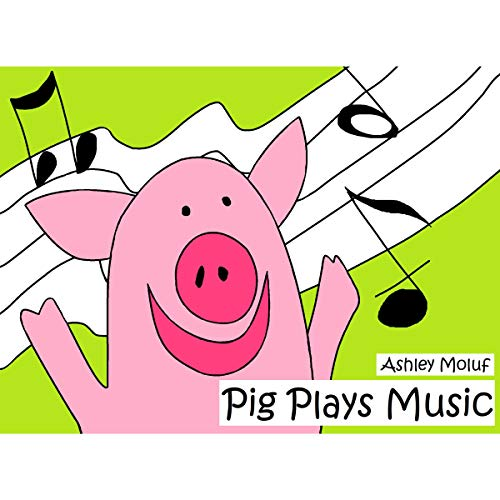 Pig Plays Music cover art