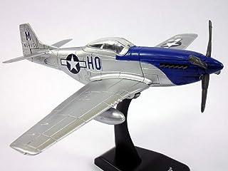 NewRay 1/48 WWII Plane Model Kit: NAA P-51 Mustang by NewRay