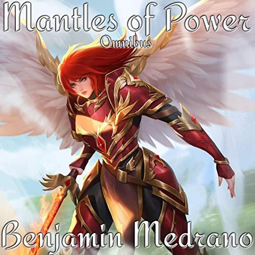 Mantles of Power: Omnibus cover art