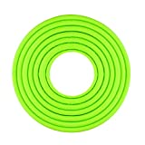 Gartenschlauch HAIYU- 100M, Verstärkter Knickfester PVC-Wasserschlauch, 1/2 Zoll (12 Mm) Durchmesser, Verschleißfest Und Kältebeständig, Einfache Lagerung, Grün