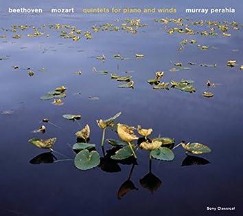 Beethoven & Mozart: Piano Quintets