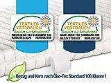 BMM Kindermatratze UpMat für Hoch-Betten, für Kinder und Jugendliche, 90x200cm Kaltschaum - 6