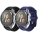 NotoCity Correa Conpatible con Huawei Watch GT 2 /Huawei Watch GT/Watch GT Active/Huawei Watch GT 2...