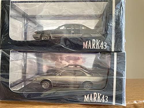 MARK43 日産レパード F31前期アルティマ ゴールド ダークブルー2台