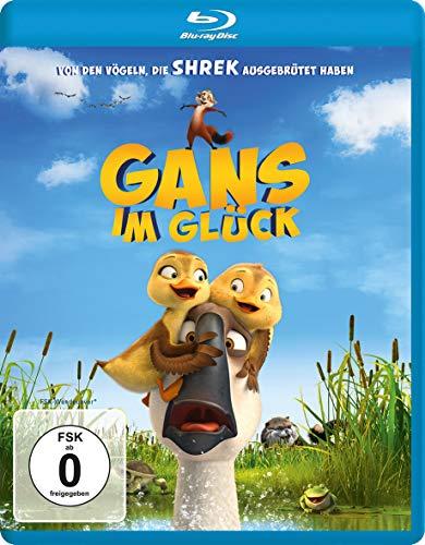 Gans im Glück [Blu-ray]