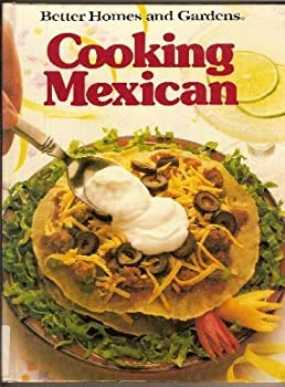 Hardcover Cooking Mexican Book