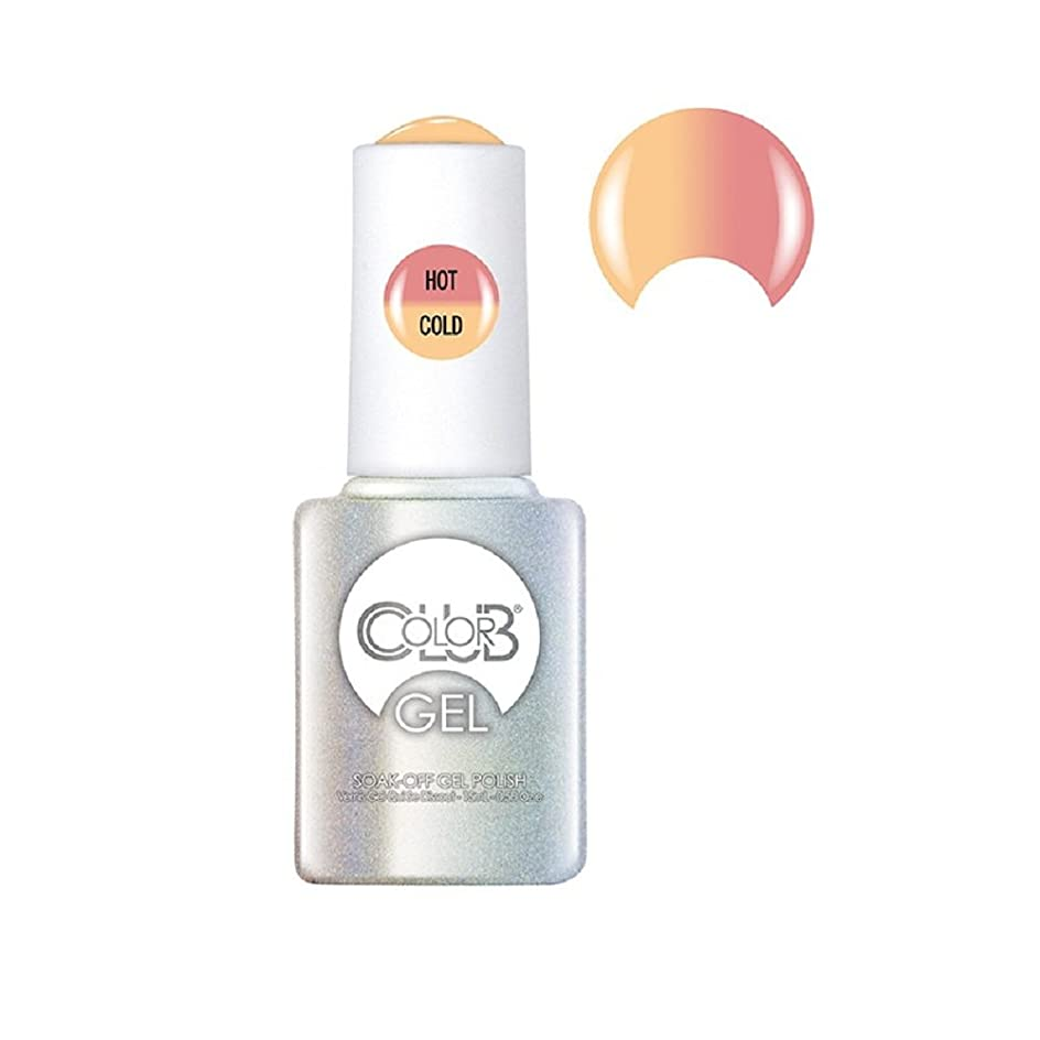 指紋特異などっちColor Club Gel Polish - Happy Go Lucky - 0.5oz / 15ml